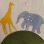 Giraffa & Elefante